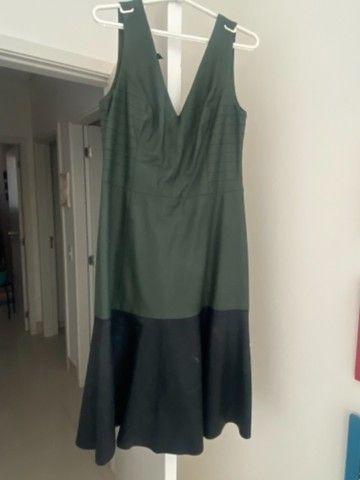 Vestido de couro  - Foto 2