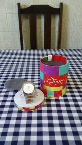 Relógio Condor New
