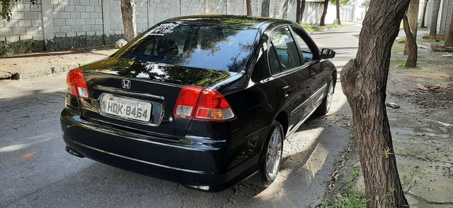 Honda Civic LX 2005/06 completo - Foto 6