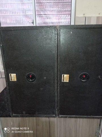 Caixas de som Sony mhc-Gnx90  - Foto 3