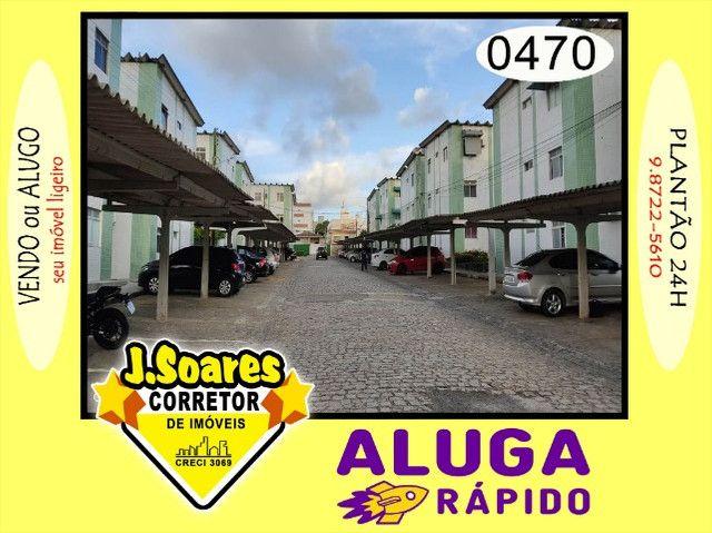 Cidade Universitária, 3 qts, 80m², R$ 1.000, Aluguel, Apartamento, João Pessoa