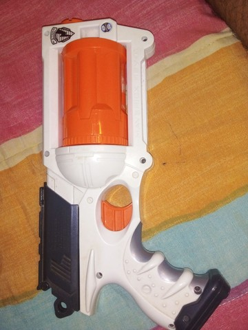 Nerf usada