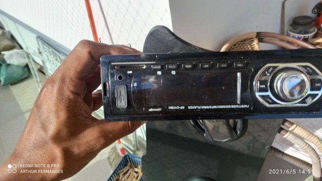 Vendo jogo Rádio mas 2 alto falante 6x9