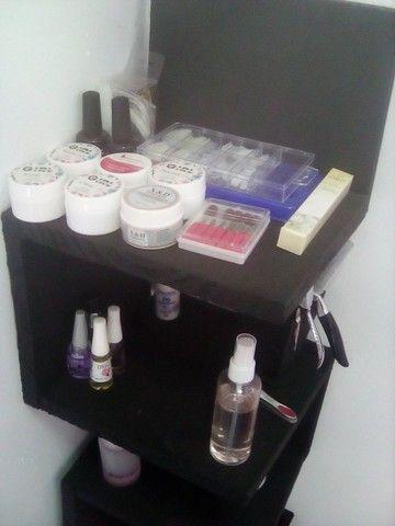 Tudo pra manicure e alongamentos de unha  - Foto 4