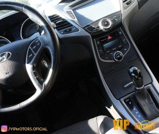 Hyundai Elantra GLS 2.0 At 2015 - Foto 9