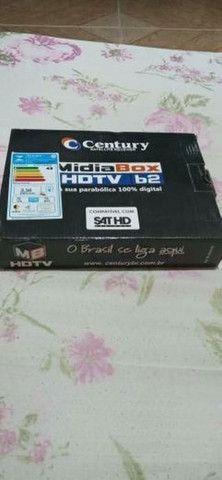 Midia Box HDTV