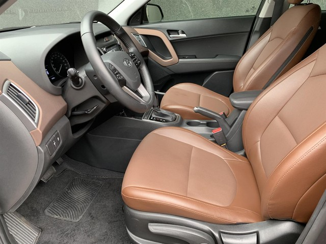 Hyundai Creta CRETA 2.0 PRESTIGE (AUT) FLEX AUTOMÁTICO - Foto 10