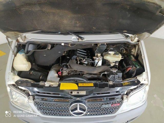 Mercedes-benz Sprinter 313 2009 teto alto com ar condicionado 15 lugares - Foto 12
