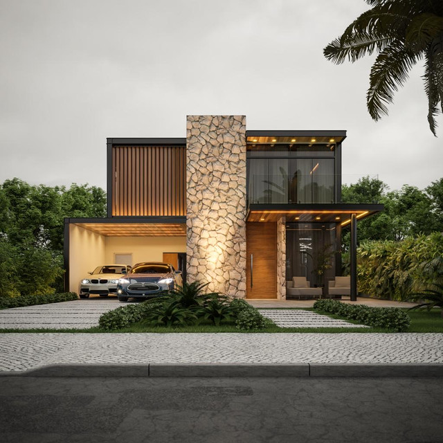 Casa no Alphaville  com Container CASACOR 2020
