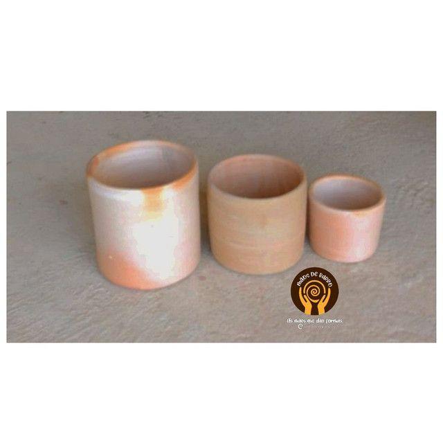Vasos de barro - Foto 2