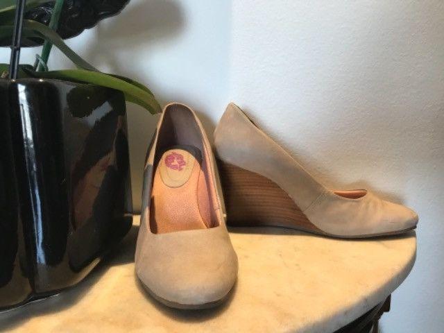 Sapato nude Bottero