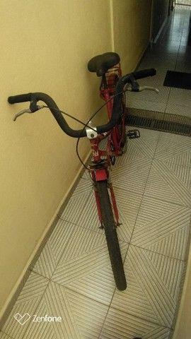 Bicicleta barra forte em ótimas condições. - Foto 2