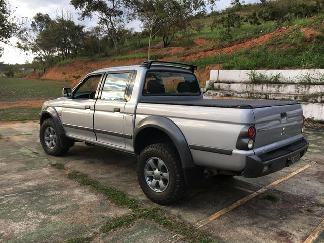 L200 Outdoor HPE 4x4 manual 2010/11