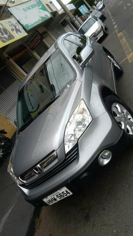 CRV LX 2.0 4x2 Prata 2008