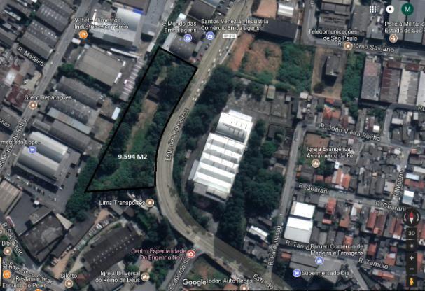 Terreno 9.594 m2 Barueri