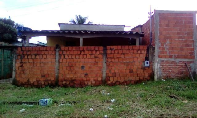 Vendo uma casa no conj Altamira