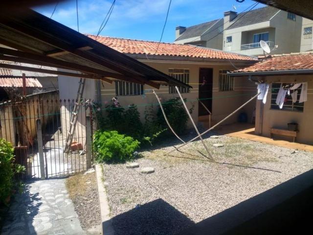 3 casas à venda - xaxim - curitiba/pr 03 casas em alvenaria; - Foto 4