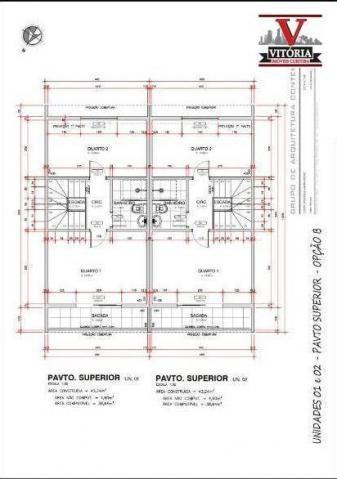 Casa com 2 dormitórios à venda - alto boqueirão - curitiba/pr - Foto 3