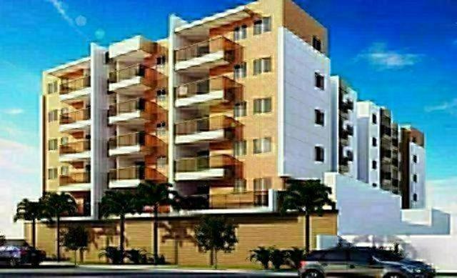 Ed. Madri: Apartamentos 2 quartos,suíte e lazer. Alto Padrão Jardim da Penha