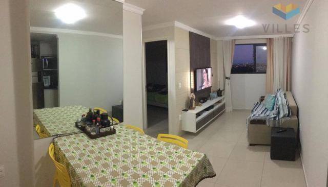 Ed. Ilhas Vivence Apartamento residencial à venda, Serraria, Maceió.