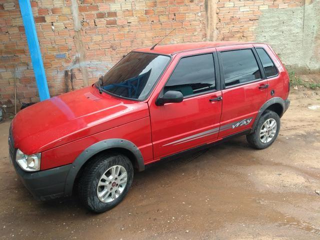 Vendo um Fiat uno mille way economy 2011