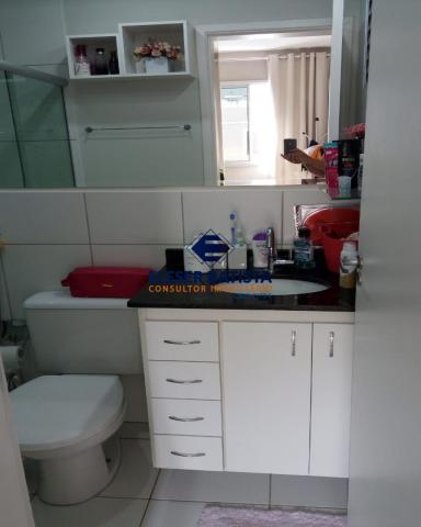 Apartamento à venda com 2 dormitórios em Vila da serra, Serra cod:AP00148 - Foto 17