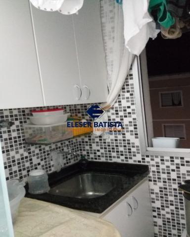 Apartamento à venda com 2 dormitórios em Vila da serra, Serra cod:AP00148 - Foto 11