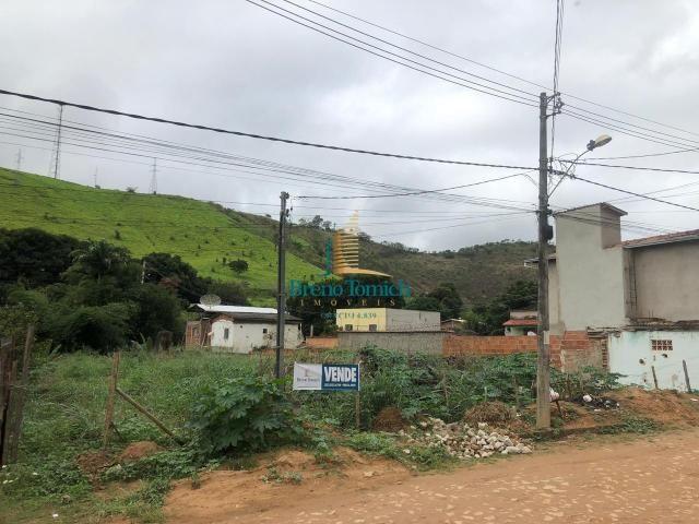 Terreno à venda, 1000 m² por R$ 320.000 - São Diogo - Teófilo Otoni/Minas Gerais