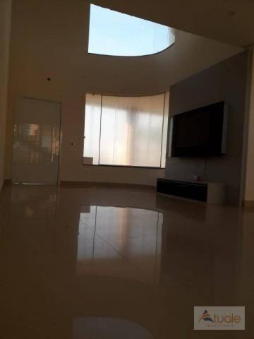 Casa com 3 dormitórios à venda, 440 m² - parque olívio franceschini - hortolândia/sp - Foto 20