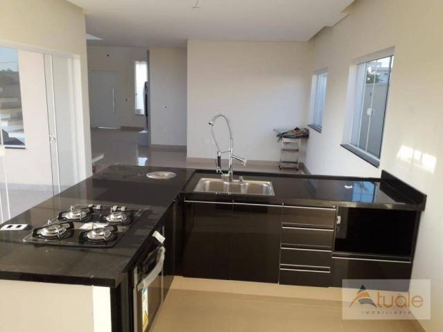 Casa com 3 dormitórios à venda, 440 m² - parque olívio franceschini - hortolândia/sp - Foto 6