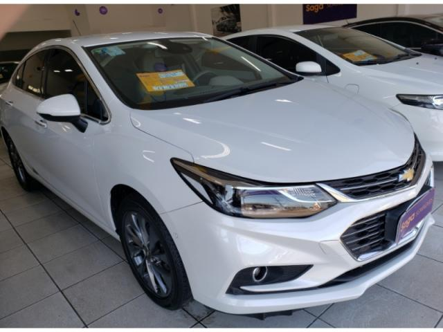 CHEVROLET  CRUZE 1.4 TURBO LTZ 16V FLEX 2018 - Foto 3