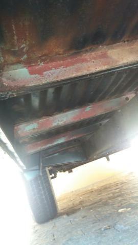 Kombi Corujinha 1964 azul, motor, suspenção, freios e elétrica nova - Foto 7