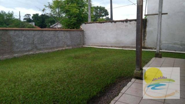 Casa de madeira a venda em no Cambiju em Itapoá-SC CA0446 - Foto 6