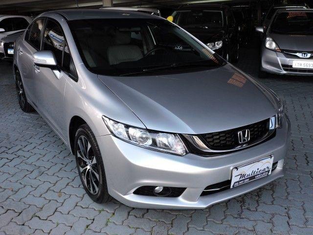 Civic Sedan LXR 2.0 Flexone 16V Aut. 4p - Foto 3