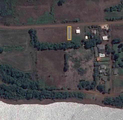 Terreno de 472,00 m² na Avenida Cachoeira - Alagado do Candói R$ 22.000,00 - Foto 3