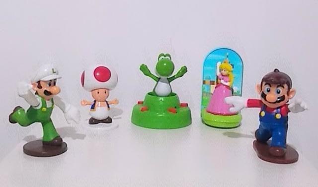 Miniaturas Mario brother
