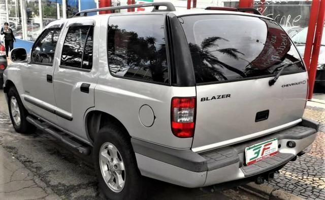 Blazer Advantage 2.4 MPFI 4X2 Gasolina/gás 4P - Foto 8