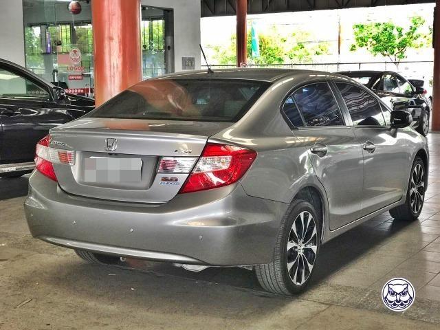 Honda Civic 2015 Sedan LXR 2.0 Flexone 16V Aut - Leia o Anuncio!!! - Foto 6