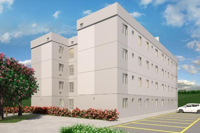 Vendo Apartamento Com Área Privativa na Região de Venda Nova Jutinópolis - Foto 3