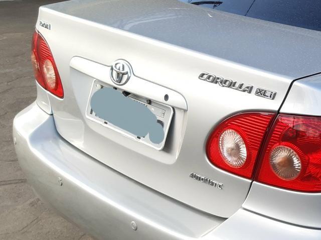Corolla xli 2008 baixou pra vender logo - Foto 9