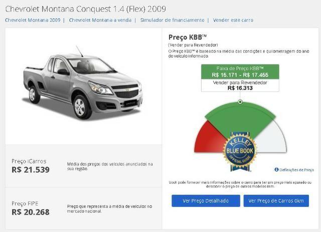 Montana GM Conquest 2009/2010