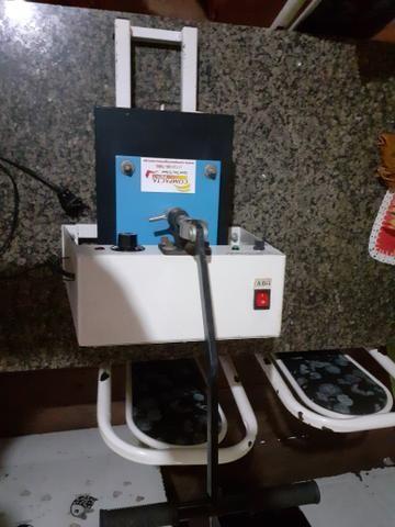 Máquina de estampa - Foto 3