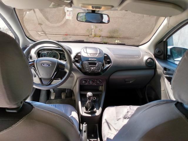 Ford KA+ 1.5 Sedan - muito novo leia - Foto 3