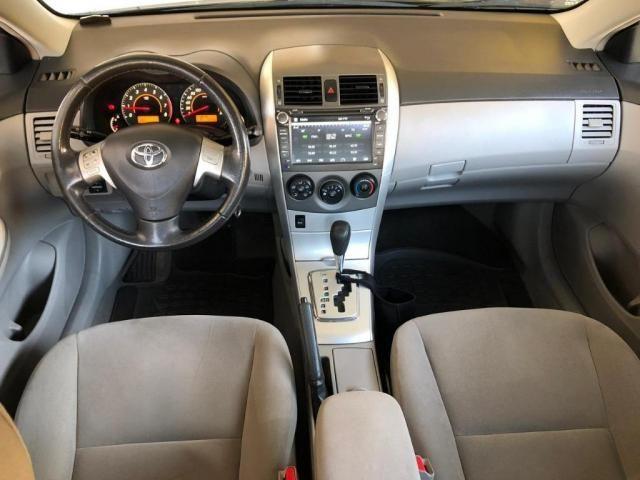 Toyota Corolla GLI 1.8 FLEX AUTOMÁTICO - Foto 8