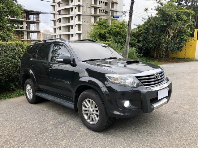 Hilux Sw4 3.0 Diesel Automatico 4x4 (7 Lugares) - 2014 - Foto 2