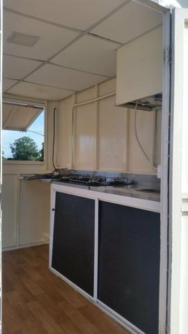 Vende- se trailer food truck ( reboque) - Foto 3