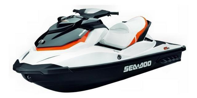 Jet-ski Seadoo GTX