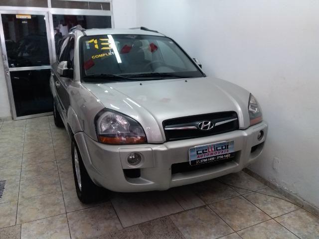 Hyundai Tucson raridade aceito carro ou moto maior ou menor valor e financio - Foto 2