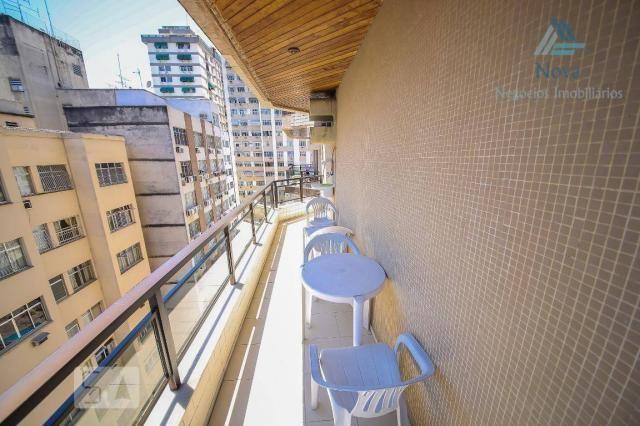 Apartamento com 1 dormitório para alugar, 60 m² por R$ 2.100/mês - Icaraí - Niterói/RJ - Foto 4