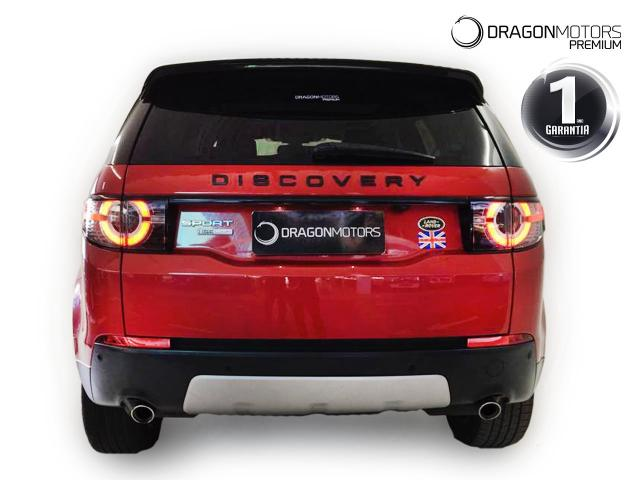 LAND ROVER DISCOVERY SPORT 2015/2015 2.0 16V SI4 TURBO GASOLINA HSE LUXURY 4P AUTOMÁTICO - Foto 3